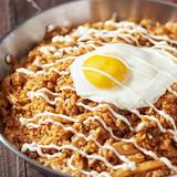 Kimchi Pilaf
