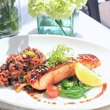 Yuzu Soy Glazed Salmon