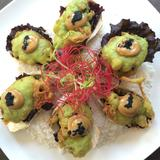 Wasabi Fried Oyster