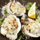 Rockefeller Oysters
