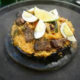 Silantro's Paella Fajita Mix