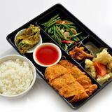 Fried Porkchop Rice