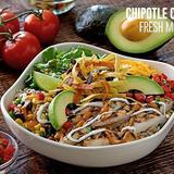 Chipotle Chicken Fresh Mex Bowl