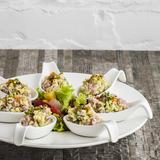 Spicy Tuna with Garden Salad