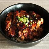 Chicken Black Pepper Don