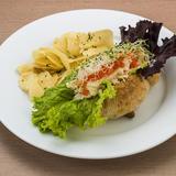 Shrimp and Kani Croissant