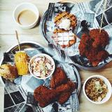 Fried Chicken Plates