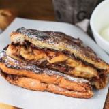 Banana Nutella French Toast (new)