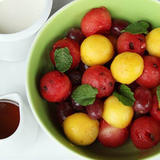 Fruit Bowl with Yogurt & Honey