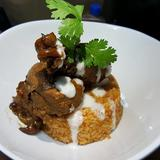 Mexican Chicken Adobo Rice Meal