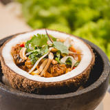 Sambal Coconut U.S. Beef Stir-Fry