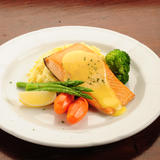 Salmon Hollandaise