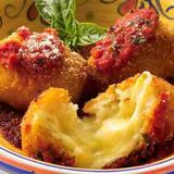 Croquettes with Mozzarella (Suppli)