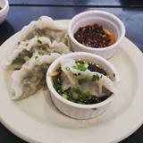 Kuchay-Pork Dumplings