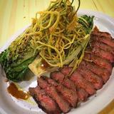 Fireside Steak Salad
