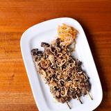 Pork Belly Satay
