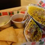 Sisig Burrito
