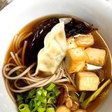 Soba Noodle Soup