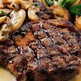 Marbled Rib Eye Steak