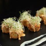 Golden Crab Cakes 6pcs