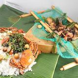 Garlic Seafood Delight