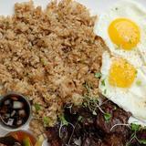 Beef Tapa Dirty Rice