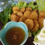 Chiang Mai Sausage with Namprik Noom