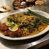 Crispy Porkchop Szechuan Noodle