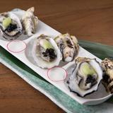 Oyster with Nobu Sauce