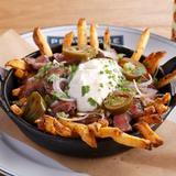Cast Iron Steak & Chili Cheese Fries