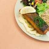 Pan-Seared Miso Salmon