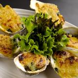 Baked Oysters (6 pcs)