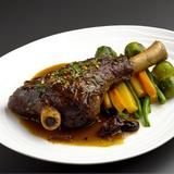 Slow-Braised Lamb Shank