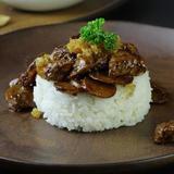Tenderloin Beef Salpicao