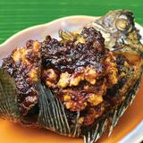 Tilapia Fillet with Assam Sambal Sauce