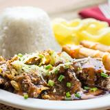 Spicy Beef Adobo