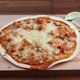 Garlic Prawn Pizza