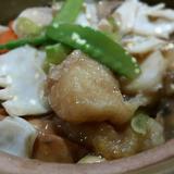 Seafood Hot Pot with Tofu