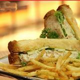 Chicken Salad Sandwich on Monroe