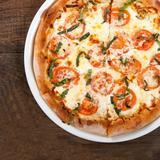 Five Cheese + Fresh Tomato