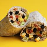 Black Beans Burrito