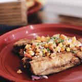 Crispy Catfish Salsa