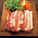 Fresh Cut of Pork Belly