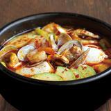 Seafood Soft Tofu Stew