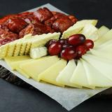 Chorizo and Cheese Platter