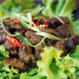 Indonesian Beef Rendang (Want it spicy or not)