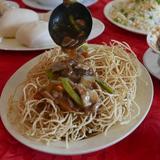 Crispy Noodles with Assorted Delicacies