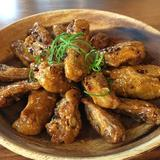 Spicy Tamarind Wings