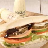 Chicken Ham Teriyaki Sandwich / Meal