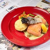 Pan-Seared Salmon